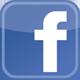 Najdete nás na Facebooku - Facebook logo